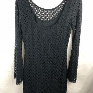 Mimi Chica Black Dress Size Small